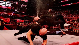 The Best And Worst Of WWE Raw 25: Two Raws Don't Make A Right