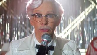 Reba McEntire Is KFC's New Colonel Sanders