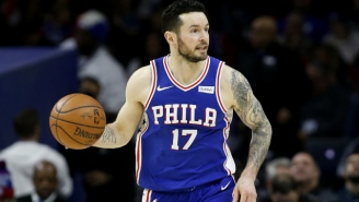 J.J. Redick Will Miss At Least 10-14 Days Due To A Left Leg Injury