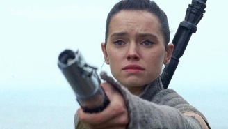 A Star Wars Theory About Rey's Parents Would Neatly Reverse 'The Last Jedi'