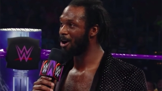 All Charges Against WWE Superstar Rich Swann Have Been Dropped