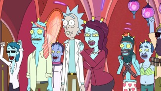 'Rick And Morty' Was Trending On Pornhub, Of All Places, In 2017