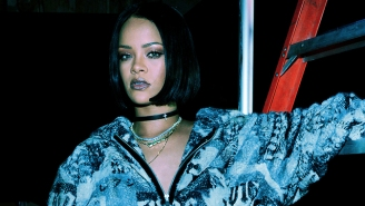 Rihanna Shaped The Grammys With 'Anti' Even When She Didn't Win