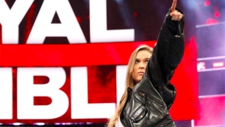 WWE Might Have Tentative Plans For Ronda Rousey's WrestleMania Match