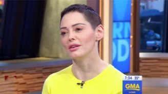 Rose McGowan On The 'Machinery' Behind Harvey Weinstein's Predatory Behavior: 'Everybody Knew'