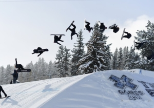 Big Air At The Winter X Games Will Feature A Highly-Anticipated Olympic Preview