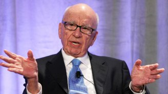 Fox News CEO Rupert Murdoch Reportedly Referred To Trump As A 'F***ing Idiot'