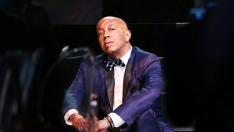 Russell Simmons Puts His Ill-Advised '#NotMe' Campaign On Hold To Allow 'Women To Speak'