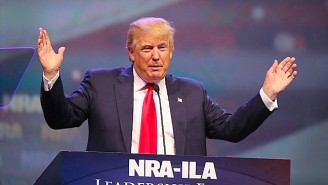 Report: The FBI Is Investigating Whether Russia 'Illegally Funneled' Money Through The NRA To Help Trump
