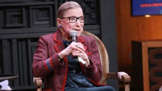 Ruth Bader Ginsburg Gives Her Thoughts On The #MeToo Movement And Kate McKinnon's 'SNL' Impression
