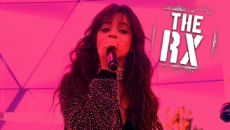 Camila Cabello's Smoldering Self-Titled Debut Is Left Field Pop Of The Highest Order