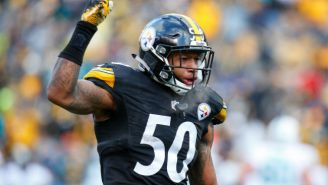 Ryan Shazier Showed His Incredible Progress With An Impressive Box Jump