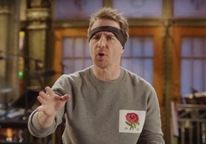 Will Sam Rockwell Show Off His Dance Moves On 'SNL'?