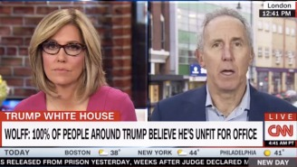 The 'Art Of The Deal' Author Believes That 'Stable Genius' Trump Demonstrates 'Significant' Instability