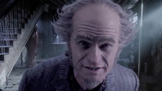 Count Olaf Makes A Sinister Impression In Netflix's 'A Series Of Unfortunate Events' Season 2 Teaser