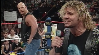 It's Official: Brian Pillman's Son Is A Pro Wrestler Now