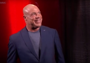 Kurt Angle May Not Be Wrestling In WWE's Mixed Match Challenge After All