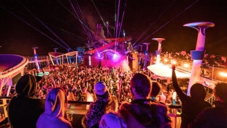 Holy Ship Kindly Asks That You Not Have Sex With The Pizza