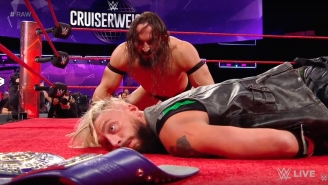 Enzo Amore Would Love To Have One More Feud With Neville