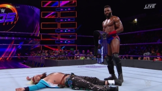 The Best And Worst Of WWE 205 Live 1/9/18: Working The Nese