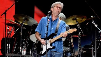 Eric Clapton Says That He's Going Deaf While Battling Other Health Issues