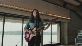 Camp Cope Take The Sydney Opera House By Storm With A Seething, Timely Performance Of 'The Opener'