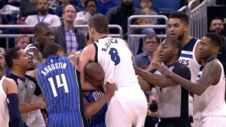 The NBA Appears To Have Edited Arron Afflalo's Punch Out Of Its League Pass Archive