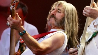 Harry Shearer Is Putting Out A Superstar-Studded Solo Album As His Fictional Spinal Tap Character