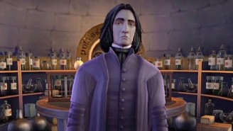 The 'Harry Potter: Hogwarts Mystery' Mobile Game Trailer Is Here
