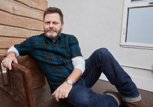 Nick Offerman Is Not A Fan Of Your Fake Ron Swanson Twitter Account