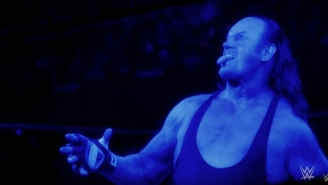 The Undertaker Made A Fan's Wish Come True At A Special WWE Event