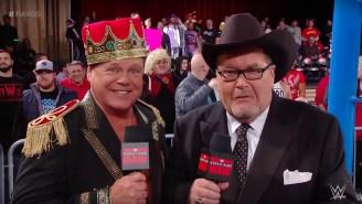 WWE Fans Inside The Manhattan Center Weren't Thrilled With Raw 25