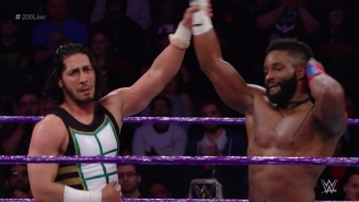 The Best And Worst Of WWE 205 Live 1/23/18: Be Ali You Can Be