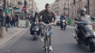 Rostam Takes Two-Wheelers For A Ride In The Globetrotting 'Bike Dream' Video