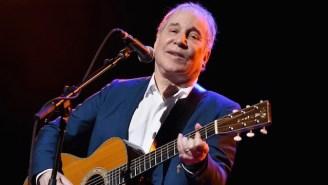 Paul Simon Has Announced A Farewell Concert In London's Hyde Park This Summer
