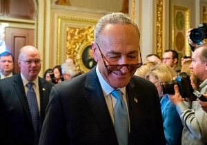 The Senate Votes To End The Government Shutdown Following An Immigration Pledge From The GOP