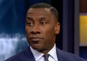 Shannon Sharpe Wished Kevin Love Tore Into Isaiah Thomas And The Rest Of The Cavs