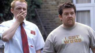 'Shaun Of The Dead' Stars Simon Pegg And Nick Frost Are Crafting A TV Horror-Comedy
