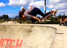 Nora Vasconcellos, The Story Behind The Female Skate Style Icon