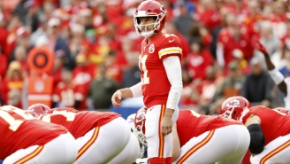 The Chiefs Will Reportedly Trade Alex Smith To Washington In A Major Money-Saving Move