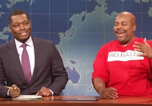 LaVar Ball Tells 'SNL' Why Lithuania Is The Perfect Place For His Sons To Prepare For The NBA