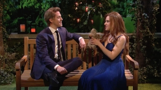 'SNL' Returns To 'The Bachelor' For Their Latest Savage Send-Up Of Reality Romance