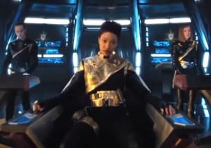 'Star Trek Discovery' Tops This Week's Geeky TV