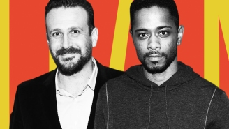 Let's Hang With Jason Segel And The Prince Of Sundance, Lakeith Stanfield