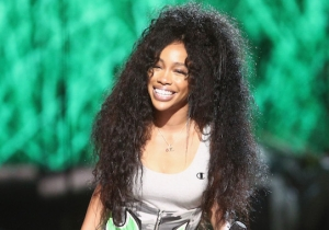 SZA Shared This Wise Text From Her Mom That Will Help You Get Your Life Together, Too