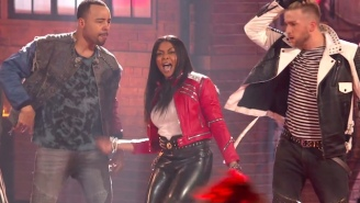 'Lip Sync Battle' Honors Michael Jackson With Big Tributes From Taraji P. Henson And Others
