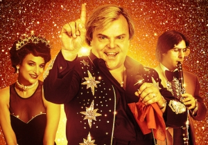 Premiere: The Jack Black Polka Band's 'Rappin' Polka' Is A Sly Introduction To Netflix's 'The Polka King'