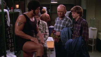 The Wrestling Episode: The Rock Becomes His Own Father On 'That 70s Show'