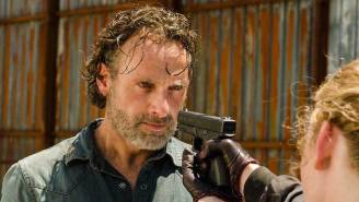 'The Walking Dead' Star Andrew Lincoln Is Voicing A Harry Potter Audiobook About Quidditch