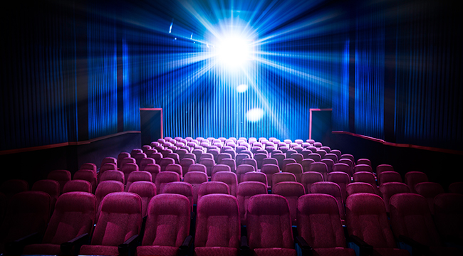 Movie Theater Attendance Has Hit A 24
